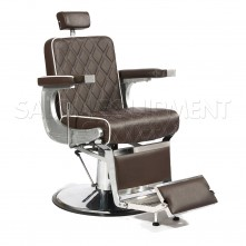 Nitti Brown Barber Chair