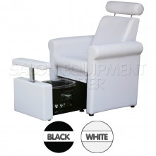 Yoko Pedicure Chair With Footrest