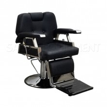 The Poem Black Barber Chair