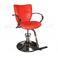 The Red Riding Hood Salon Styling Chair