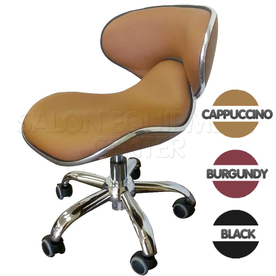 Pibbs Style Salon Technician Stool Salon Equipment Center