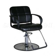 The Classic Black Styling Chair
