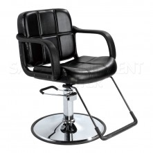 The Grid Black Styling Chair