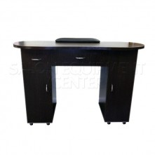 Strong Oval Manicure Table