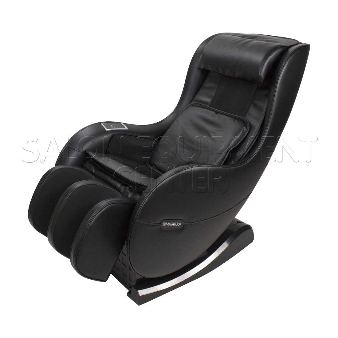 Futura Massage Chair Black Salon Equipment Center