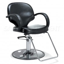 Black Stylish Salon Styling Chair