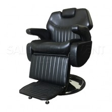 Master Black Barber Chair