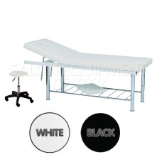 White or Black Beauty Massage Bed