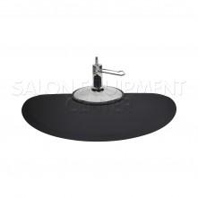 Extra Thick Half Circle Anti-Fatigue Salon Mat