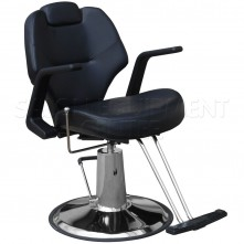Boca Black All Purpose Salon Chair