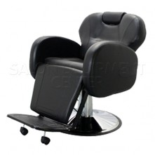 Yano Black Barber Chair