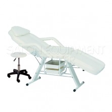 White Facial Tattoo Beauty Bed