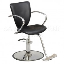 The Edge Black Styling Chair