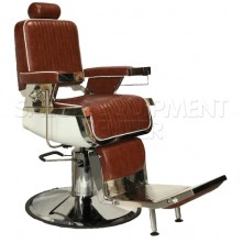 Capone Brown Barber Chair