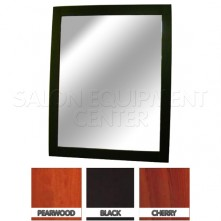 Wooden Frame Professional Salon Mirror
