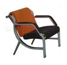 The Fox Salon Single Waiting Chair