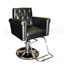 The Lieutenant Salon Styling Chair