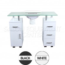 Mercedes Manicure Table With Fan