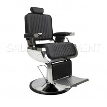 Power Chrome Barber Chair
