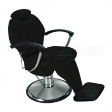 Black or Red Senri All Purpose Salon Chair