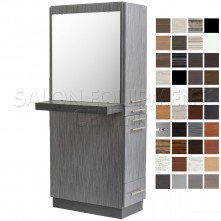 Optima Styling Station With Ledge (40 COLOR OPTIONS)