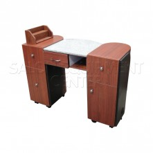 Marble Top Classic Manicure Table