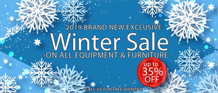 Salon Equipment and Furniture 2019 Sale and Free Shipping