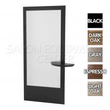 Mr Nice Salon Styling Station Black