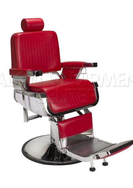 BAR-060 Capone Classic Barber Chair red
