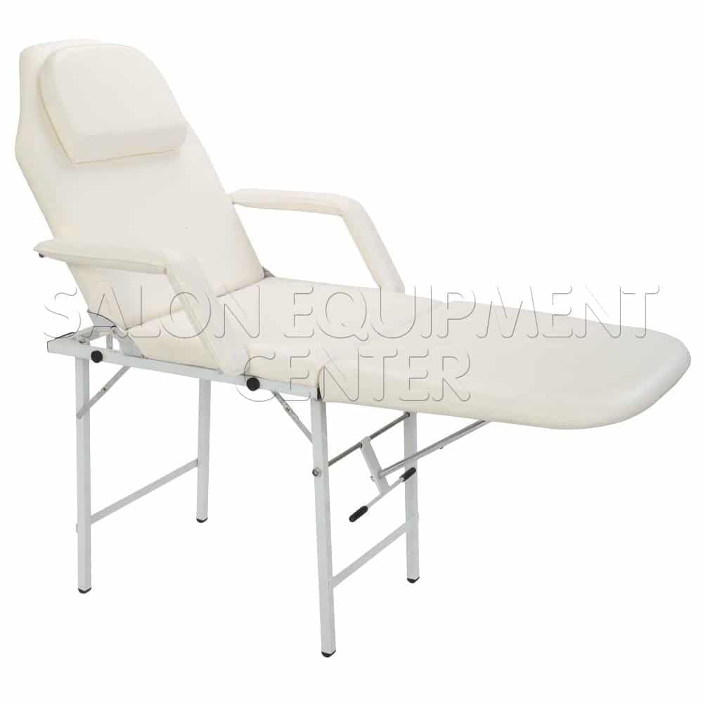 Classic Beauty Salon Folding and Recline Massage Table