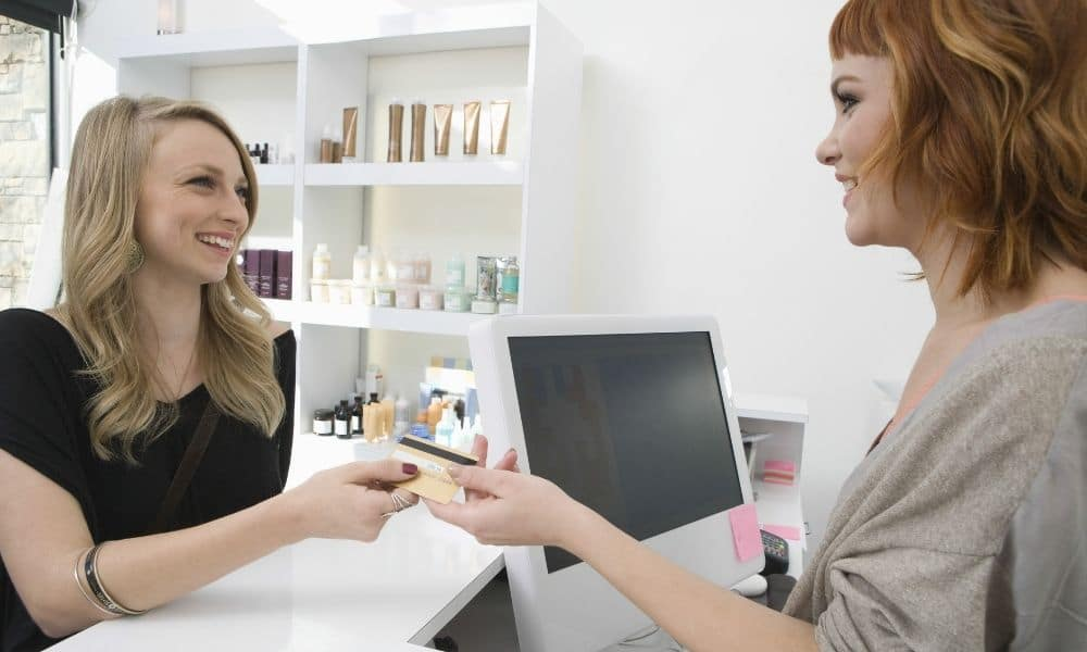Tips for Setting up Your Salon Reception Area