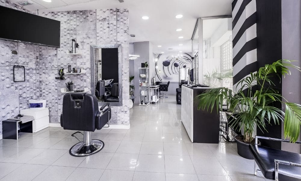 Stylish Design Ideas for Your Salon's Interior
