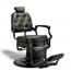 bar-131 ADAMS Barber Chair (Black Cushion, Black Frame) (3)