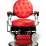bar-136 Wilson Barber Chair (Red) (2)